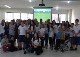 Programa Viver Bem na Escola: Unimentes Brilhantes e Semear