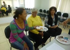 SERVIÇO DE PAIF - CRAS SANTA CLARA