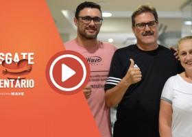Academia Wave: Construindo um Futuro Saudável!